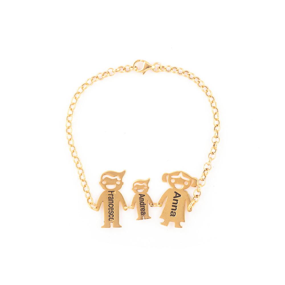 bracciale famiglia phy gioielli